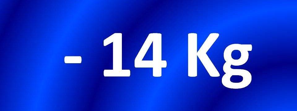 - 14 kg