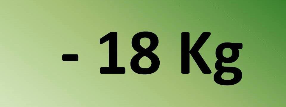 - 18 kg