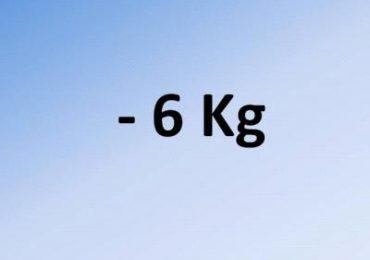 - 6 kg