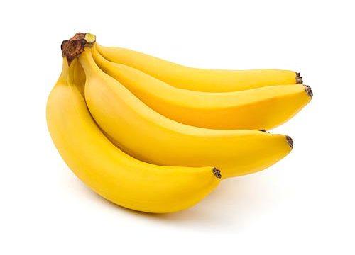 la banana, il frutto degli sportivi