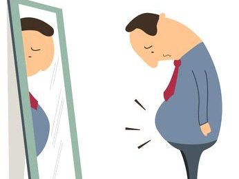 il grasso sottocutaneo e il grasso viscerale