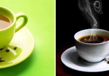 tè verde e caffè hanno realmente un effetto dimagrante?