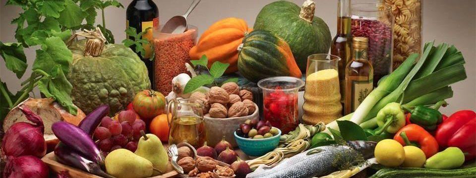 la dieta mediterranea e la fibra alimentare