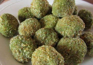 polpette di pollo e spinaci senza glutine